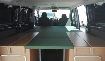 FORD TRANSIT CUSTOM 2017 completo