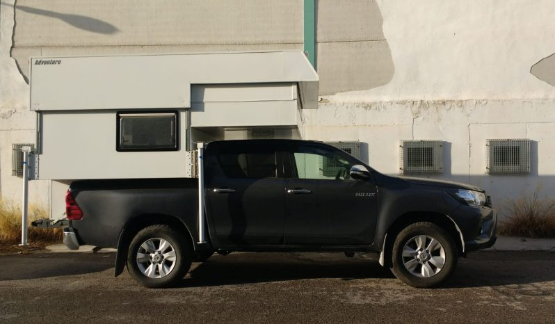 Toyota Hilux Equipamiento Célula lleno