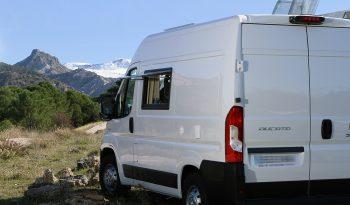 Fiat Ducato L1H2 – Viajan Cuatro duermen Cuatro lleno