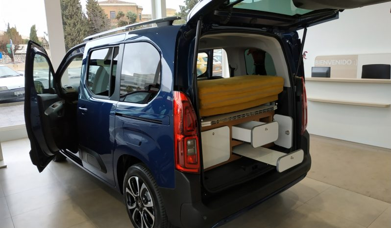 Citroen Berlingo 2019 completo