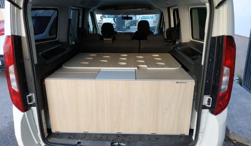 Fiat Doblo Año 2018 larga lleno