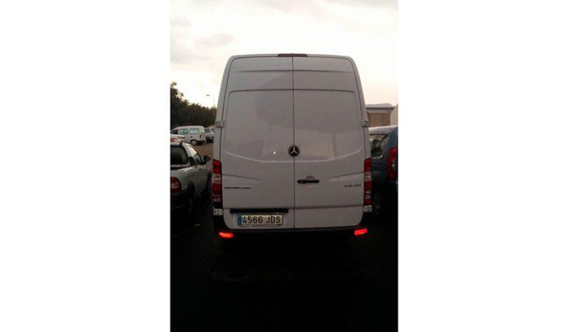 Mercedes Benz Sprinter 316 L3H3 2.2 DCI AÑO 2015 lleno