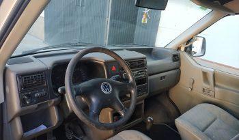 VW Transporter t4 2.5 TDI Año 2002 lleno