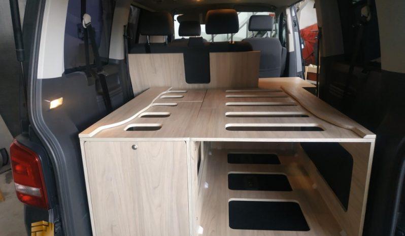 VW T5 Caravelle 2016 lleno